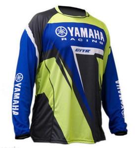 vendita calda nuovo Nuovo Moto GP per YAMAHA Motocross Jersey Mountain Honda Motocross Jersey BMX DH MTB sudore YAMAHA T Shirt DDF
