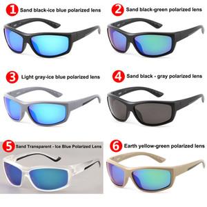 Yeni Polarize Güneş Gözlüğü TR90 Kadınlar Erkek Güneş Adam ve Kadın Sea Fishing Gözlükler Sörf Güneş gözlüğü Üst Kalite Sıcak Satış