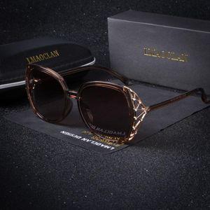 Brand Design Polarized Sunglasses Luxury Women Elegant Ladies Gradient Sun Glasses Female Eyewear Oculos UV400