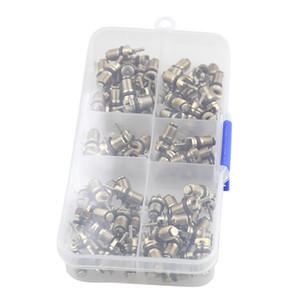 vente en gros 110 pièces haute pression valve de clapet de schrader vannes de climatisation outil de kit de noyau de valve r134a fonctionne