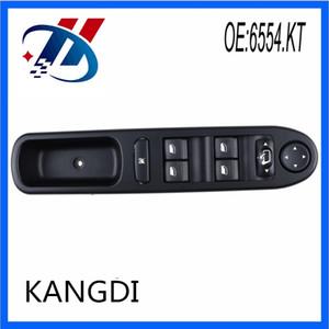 6554.KT Fronte di Sinistra Elettrico Maestro finestra di controllo Fits switch 07-10 Peugeot 307