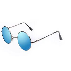 2019new fashion Brand designer sunglasses 1084 retro round metal frame vintage fashion style popular design style top quality with box