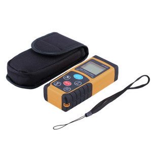 Freeshiping High Quality Search CP-40P 40 m High-precision Handheld Digital IR Laser Distance Meter Range Finder Diastimeter 110x45x25mm hot