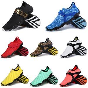HOTSALE кроссовок Носок вода обувь пляж для купания Кемпинг Anti-Skid Унисекс Mens женщин Мода Спорт Кроссовки 35-46