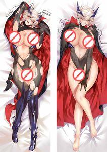 Artoria Pendragon destino / grande ordine BB sexy girl poltiglia kyrielight FGO Jeanne d'Arc federa del corpo Astolfo Kiyohime Dakimakura Osakabehime