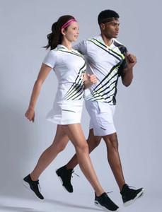 t-shirt novo desgaste badminton, Malásia Competição bad1920minton Roupa Homens Mulheres Roupa jérsei de secagem rápida calções de ténis de mesa