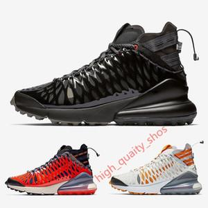 Nike Air Max 270 shoes Xshfbcl Top Quality Preto Antracite Ispa SP SOE Homens mulheres Running Shoes Terra Laranja Almofada Designer Branca Fantasma esportes dos homens Sneakers