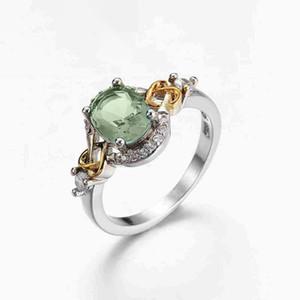 Accessori verde Zircon Signora Color Ring Originalità