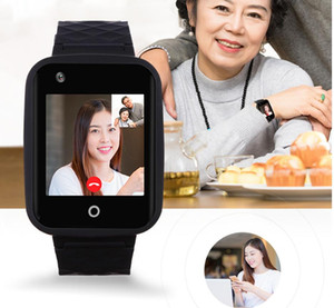 V46 Smart Watch 4G Children Watches IP67 Smart GPS With Remove Alarm SOS GPS Watch Two Way Calling for Smartwatch Android