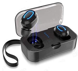 T18S Invisible Écouteurs Sans Fil 5.0 Bluetooth Écouteurs i9s i10 tws i12 TWS Mini Bluetooth Casque Sans Fil Stéréo Earhones Pour Smartphones