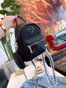 Модные Женщины Рюкзак Стиль Оксфорд водоохранной Родитель-ребенок одного плеча Склон расщепляет Портативный мешок Bagpack Luxury Handbag