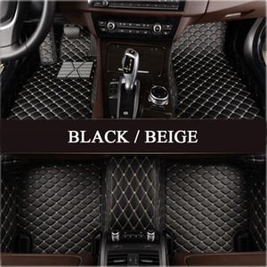 Özel fit Dodge journey JCUV Kalibre için araba paspaslar 3Dcar-styling ağır tüm hava koruma halı kat liner
