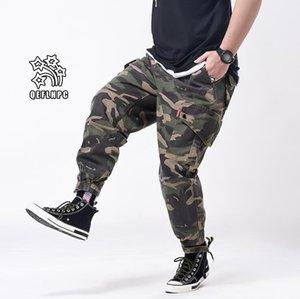 Досуг спорт мужские брюки очень большой размер удобрения высокая талия и длинные брюки маленькие ноги гвардии брюки эластичная сила Мужские брюки M70729