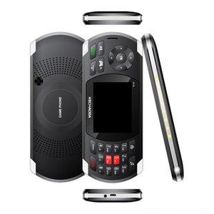 """Kechaoda K110 2.8"""" Sc6531E, 32Mo, 2600mAh Jeu Téléphone pour les étudiants Peaker Fm lampe de poche Nostalgique hôte joueur Nostalgique Téléphone"""