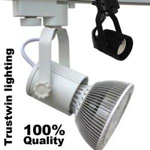 Spotlight E27 Binario Base Socket Spot Lampada Luce della lampadina del supporto pista Apparecchio lampadina dispositivo della pista Supporto della lampada della luce E27