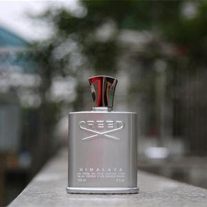 Лучшая цена 120 мл мужские духи Creed Himalaya Sandalwood Long-lasting Fragrance Eau De Parfum 4.0 fl.унция. Спрей Бесплатная Доставка