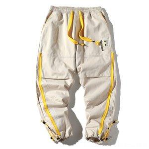 Calças de Guyi Calças Roupa Guyi Homens roupas masculinas