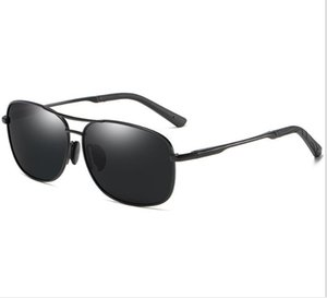 남성용 편광 선글라스 Antiglare Night Vision Brightening Driving Sunglasses