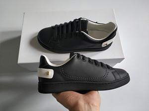 Neue Designer Luxus-Freizeitschuhe weiß Herren Damen Turnschuhe erweiterte Material Taly Marke Common Leather Sneakers atmungsaktive leichte Schuhe