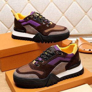 2020OU limited edition new fashion trend wild men's casual comfortable shoes hiking shoes sports shoes mjk02
