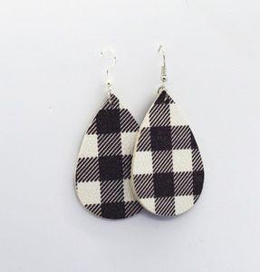 30 par / lote nova bohemian moda jóias simples pingente brincos para as mulheres brinco de lágrima glitter brincos 36 cor