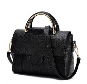 red women handbag purses Korean fashion new famous ladies shoulder bag free shippping