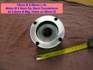 NEW System 3R 321.2 Manual Lathe Chuck Sinker EDM Electrode Holder 20mm Shank