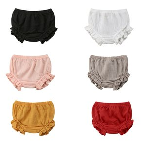 Toddler Infant Baby Boy Girl Kid Tassel Pants Shorts Bottoms PP Bloomers Panties Size 1-5T