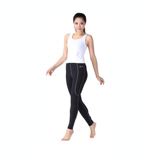 Women and Men Drop Shipping Wholesale 2020 Swim Pants - Swim Tights - Swimming Pants Unisex Swimming Suit Dive Skin