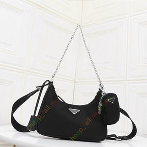 Fashion new designer handbag high quality 2 pieces fashion women's Cross Body bag shoulder bag mobile phone bag wallet free shipping