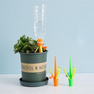 débit réglable Arrosoirs Vanne de régulation automatique de l'eau d'alimentation de fleurs compte-gouttes jardin plante fleurs Arrosage Equipements