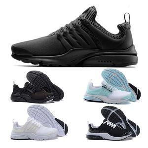 2019 New presto men women V Breathable prestos Blackout Cheap Sneaker Red Navy Blue Triple White Black Fall Olive Running Shoes SZ36-45