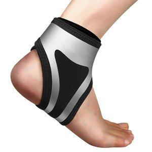 Protección de lesiones deportivas esguince de tobillo Apoyo de recuperación Brace presión alta elásticamente vendaje profesional ajuste libre