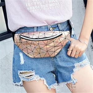 2019 HOT Women Bag Travel Waist Fanny Pack Holiday Money Belt Wallet PU Leather Mini Bum Bag Pouch Sport Fashion Chest New
