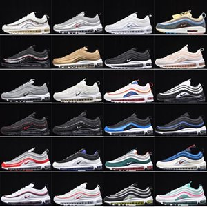 2020 Releasing Mensairvapormaxmax 97 Top Quality OG shoes Black Tn 97s White Running Shoes For Women Sports Trainers Sne3nZg#