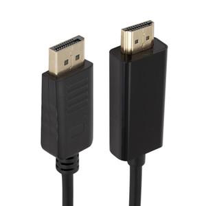 DP zu HDMI 1.8m Übertragungsleitung DP zu HDMI Large DP Displayport Übertragung HDMI Public