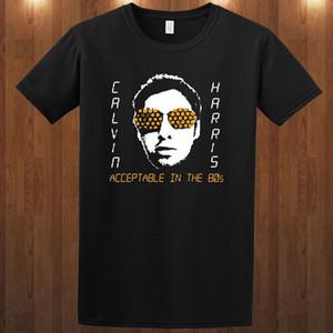 Harris Tee Record Producer DJ Singer Songwriter S -3XL T-Shirt Fashion Men T Shirt Novelty O-Neck Tops