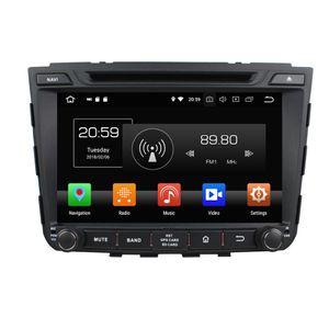 "Pour Hyundai IX25 Creta 2014 2015 2016 2017 Android 8.0 Octa Core 8 ""Lecteur DVD de voiture Radio GPS 4 Go de RAM 64 Go ROM Bluetooth WIFI USB Mirror-link"