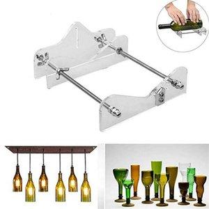 2020 Nueva botella de cristal cortador profesional de la herramienta de corte para las botellas de cristal de la botella-cortador de bricolaje herramientas de corte de la máquina Vinos Cervezas