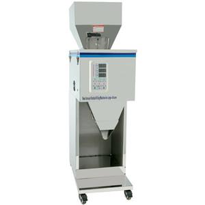 Remplissage en poudre en acier inoxydable machine 10 ~ 999G 5 ~ trémie de remplissage manuel Peser 25 kg Racking pour le thé aux graines de semence
