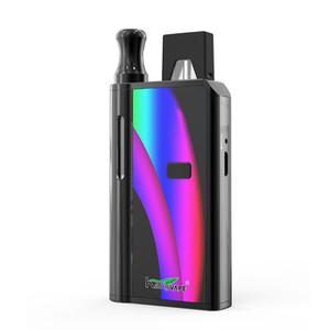 Autentica Kangvape 420 2in1 Box Mod 650mAh Preriscaldare tensione VV Battery 2-in-1 Vape Pod 510 Cartridge Carrelli compatibile di vendita calda