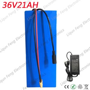 36V 1000W battery 36V 20AH electric bike battery 36V 20AH Lithium Battery With 30A BMS and 42V 2A Charger Free Customs Tax