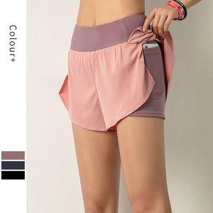 HEAL ORANGE Yoga Shorts Mulheres compactação curto Pant Pantalon Corto Yoga Shorts Mulheres Gym Fitness Yoga para o esporte treino de corrida T200412