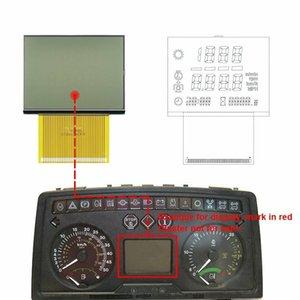 Комбинация приборов Панель приборов ЖК-дисплей для Massey Ferguson John Deere 6320SE тракторы Tacho метр Pixel Ремонт