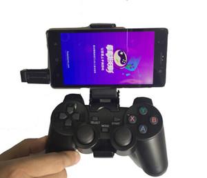 Uzaktan Xiaomi Android için PS3 TV Box Joystick 2.4G Joypad Oyun Denetleyicisi için Dosly Sıcak 2.4G Kablosuz Gamepad PC