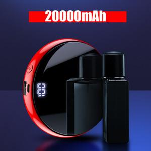 20000 mAh Mini-Energien-Bank-bewegliche Aufladeeinheit Schnelle Ladepowerbank-externe Batterieleistung-Bank für Xiaomi Mi 9 iPhone Poverbank