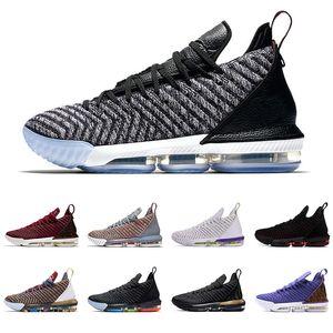 2019 zapatos de baloncesto para hombre de primera calidad Oreo FRESH BRED I Promise Equality Home Court Purple para hombre zapatillas deportivas transpirables