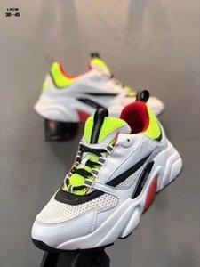 2019 de alta calidad de la zapatilla de deporte de lujo Homme B22 deportes al aire libre de los hombres de malla transpirable Trainer \ Calzado casual 's estrenar las zapatillas de deporte del estilo EU40-45