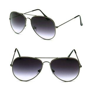 Vente chaude adultes Universal Metal Protection UV Lunettes de soleil Sports de plein air Camping Randonnée Pêche Voyager Eye Wear Protect