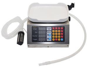 Otomatik Kantitatif Dolum Tartı Makinası Yüksek Hassas Sıvı Dağıtma Makinası Kontrol Dolgu Dağıtıcı 30W 110-220V Tartı